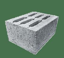 Шестипустотный стеновой керамзитоблок шириной 20 см Ижкомстрой Ижевск