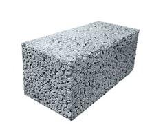 Полнотелый стеновой керамзитоблок Ижкомстрой Ижевск