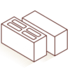 Стеновые керамзитобетонные блоки Ижевск